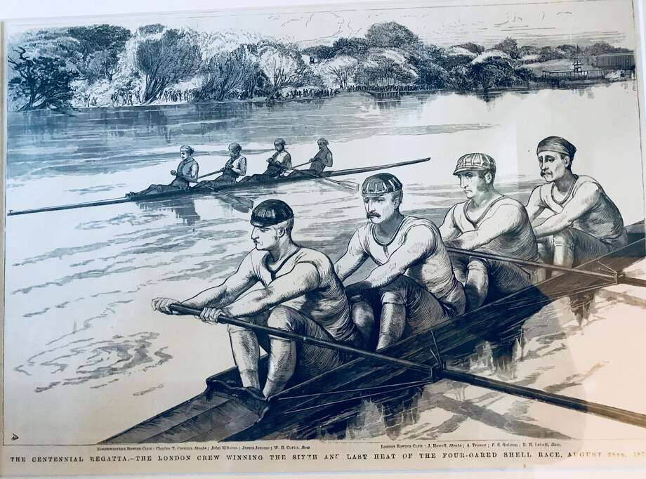 An illustration of the Beaverwyck Four (Provided) Photo: Provided
