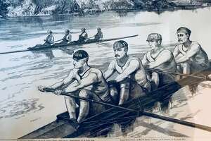An illustration of the Beaverwyck Four (Provided)