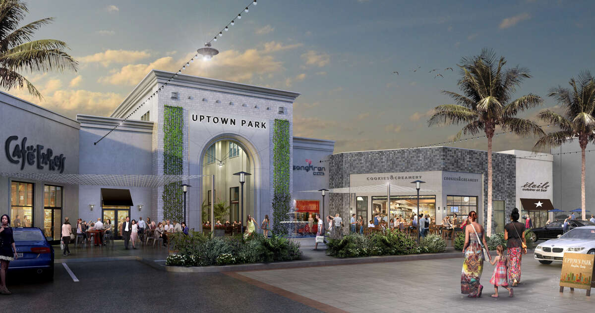 Uptown Park is in the midst of a makeover by Edens.