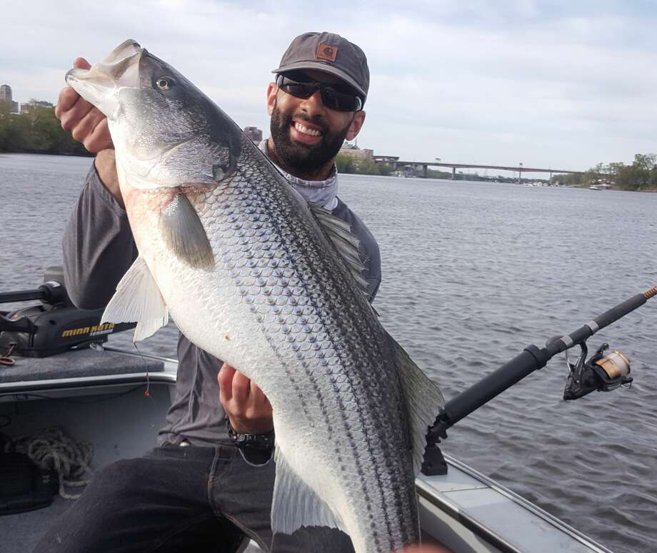 Click through the slideshow for big (and sometimes little) catches in the state's freshwater lakes and rivers. 