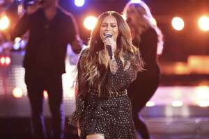 "San Antonio's Spensha Baker wowed everyone with her rousing semifinals rendition of ""My Church"" on NBC Monday night, the song that got her voted into the final four."