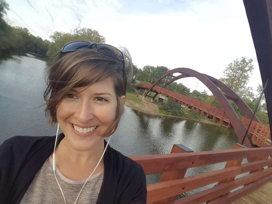The hottest selfie spot in Midland is no secret, but we couldn't not include it. If you haven't selfied with the Tridge yet, head over to Midland's landmark and change that. Photo: Kelly Dame