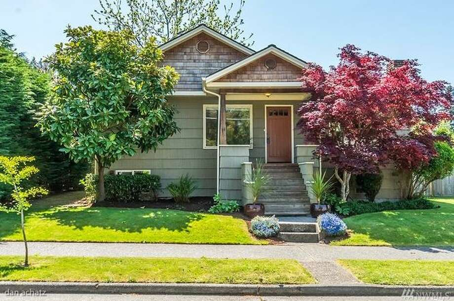 4809 SW Juneau St., is listed for $699,950. See the full listing below. Photo: Redfin