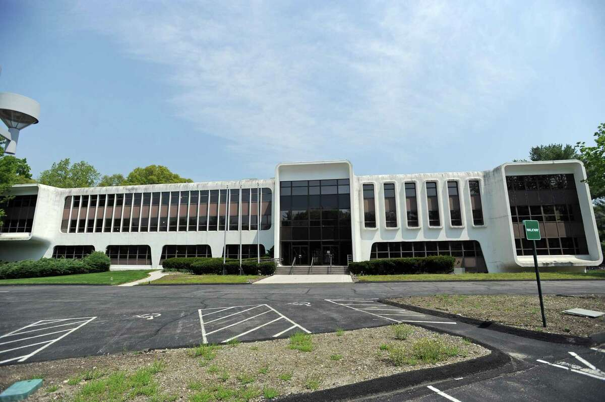 A vacant office building in High Ridge Office Park is in discussion to be turned into a Life Time Fitness Center. Photographed in Stamford, Conn. on Tuesday, May 15, 2018.