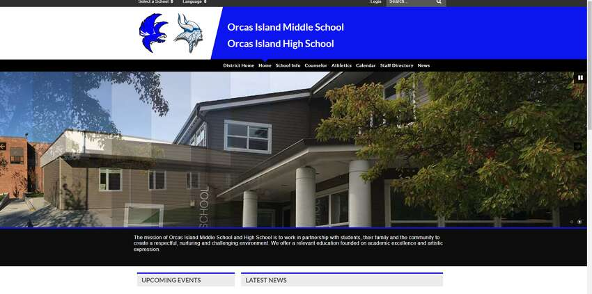 13. Orcas Island High School National rank: #983