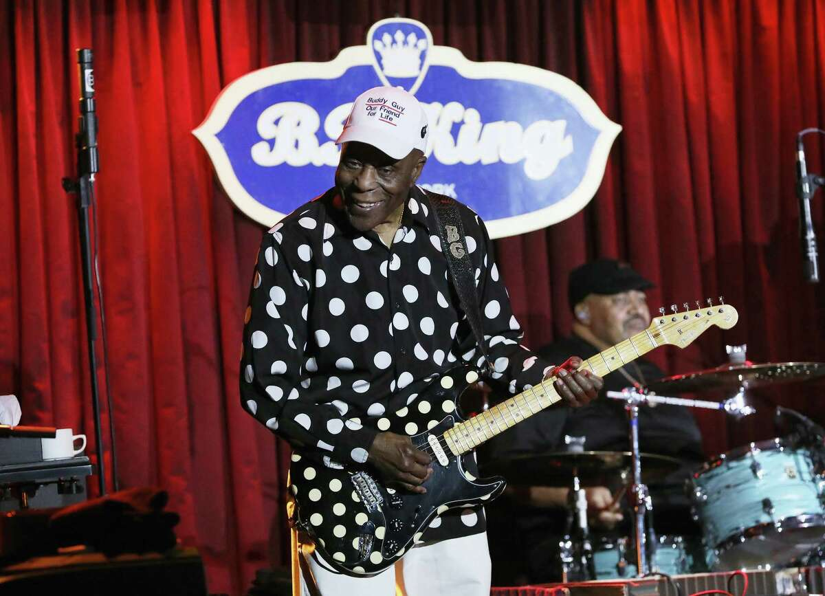 The musicians who claimed Chicago blues great Buddy Guy (pictured) as an influence would make up a who's who of electric guitarists: Jimi Hendrix, Eric Clapton, Stevie Ray Vaughan, Keith Richards, Jeff Beck. At 81, Guy isn't resting on his considerable laurels. He's got a new album out next month,