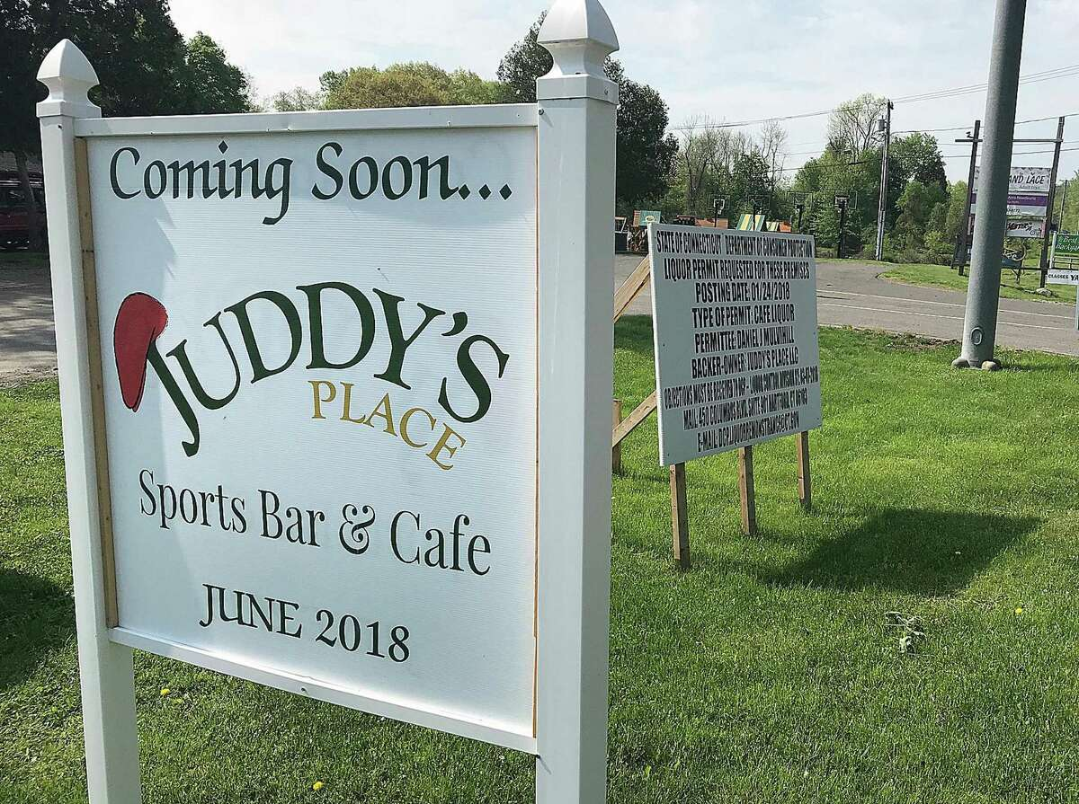 66 Sugar Hollow Road, Danbury: Juddy's Place, a sports bar and cafe, is slated to open soon along Route 7 near the Ridgefield line. The permittee, Daniel Mulvihill, was granted a provisional liquor permit by the Connecticut Department of Consumer Protection on Nov. 14, 2017.