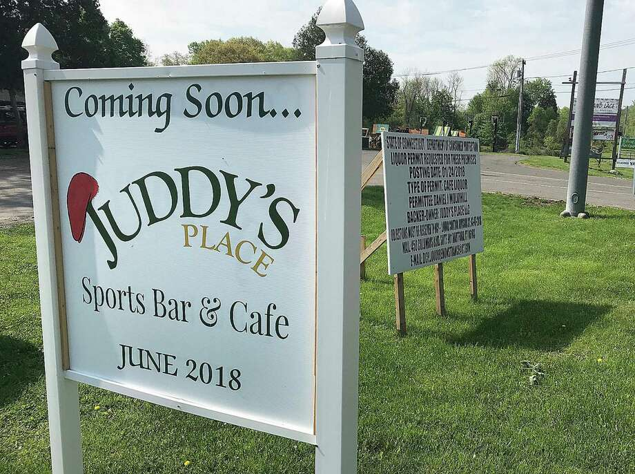 66 Sugar Hollow Road, Danbury: Juddy's Place, a sports bar and cafe, is slated to open soon along Route 7 near the Ridgefield line. The permittee, Daniel Mulvihill, was granted a provisional liquor permit by the Connecticut Department of Consumer Protection on Nov. 14, 2017. Photo: Chris Bosak / Hearst Connecticut Media / The News-Times