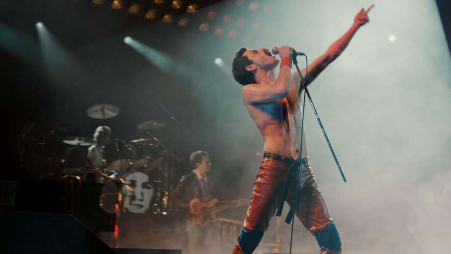 Rami Malek as rock icon Freddie Mercury in the upcoming Twentieth Century Fox/New Regency film  Bohemian Rhapsody. Photo: Twentieth Century Fox