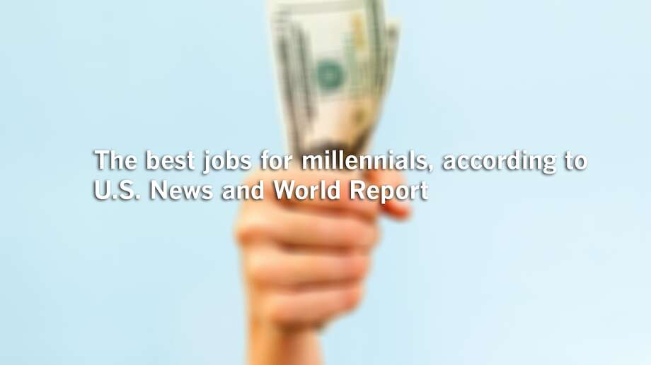 The best jobs for millennials, according to U.S. News and World Report Photo: Shutterstock