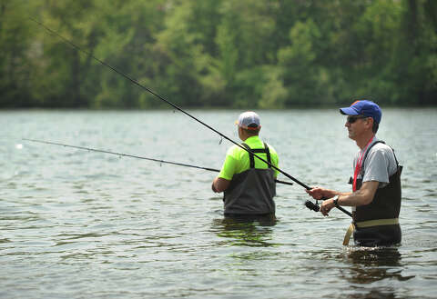 Saturday is Free Fishing License Day in Conn  - Connecticut Post