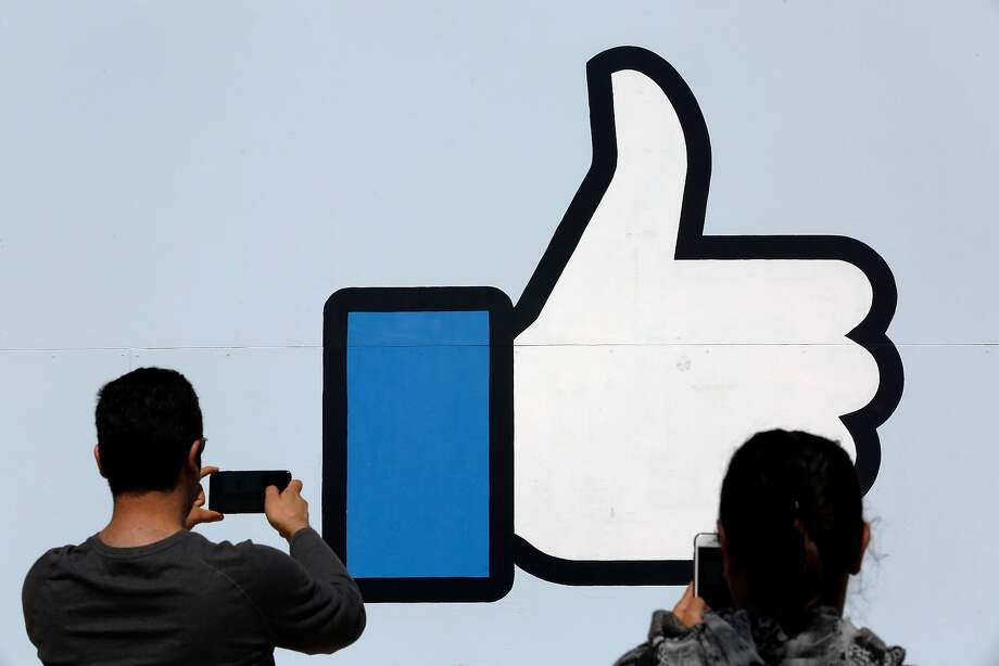 Facebook says it stepped up its policing of content during the first quarter. Photo: Michael Macor / The Chronicle