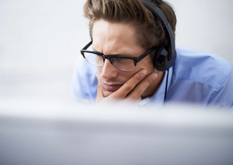 It's the latest, greatest internet debate: What do you hear when you listen to the viral clip? Photo: Getty Images