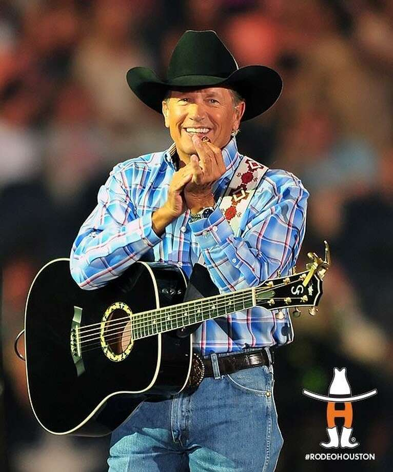 Houston Livestock Show and Rodeo officials announced this week changes to the 2019 schedule with the addition of an extra day and a concert-only performance by country music entertainer and icon George Strait. The 2019 Rodeo will now run for 21 days Monday, Feb. 25 through Sunday, March 17. George Strait will perform on the final night, marking his 30th RODEOHOUSTON performance. Photo: Photo Courtesy The Houston Livestock Show And Rodeo, Stringer / Photo Courtesy The Houston Livestock Show And Rodeo / 2014 Getty Images