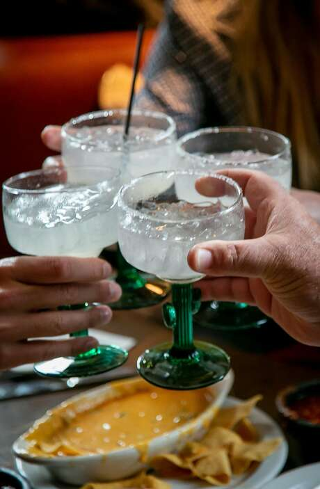 Margaritas at Tia Margarita in San Francisco, Calif.  are seen on May 12th, 2018. Photo: John Storey / The Chronicle