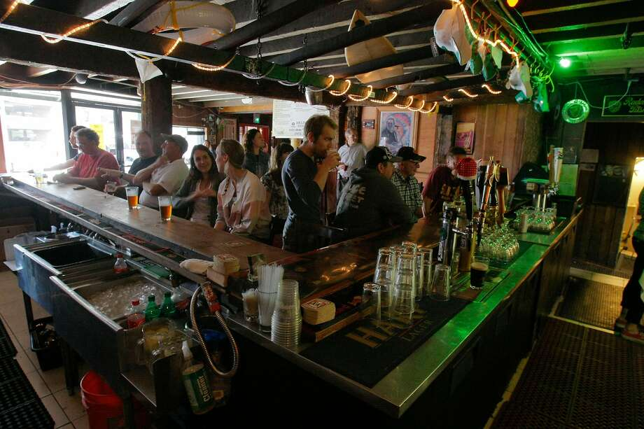Kennedy's Irish Pub is located at 1040 Columbus Ave, San Francisco, Calif. Photo: Yue Wu, The Chronicle