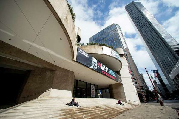 The Alley Theatre is shown on Saturday, Jan. 20, 2018, in Houston. ( Brett Coomer / Houston Chronicle )