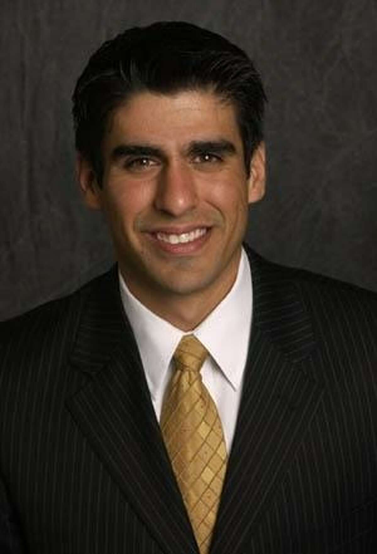 State Rep. Eddie Lucio III is pictured.
