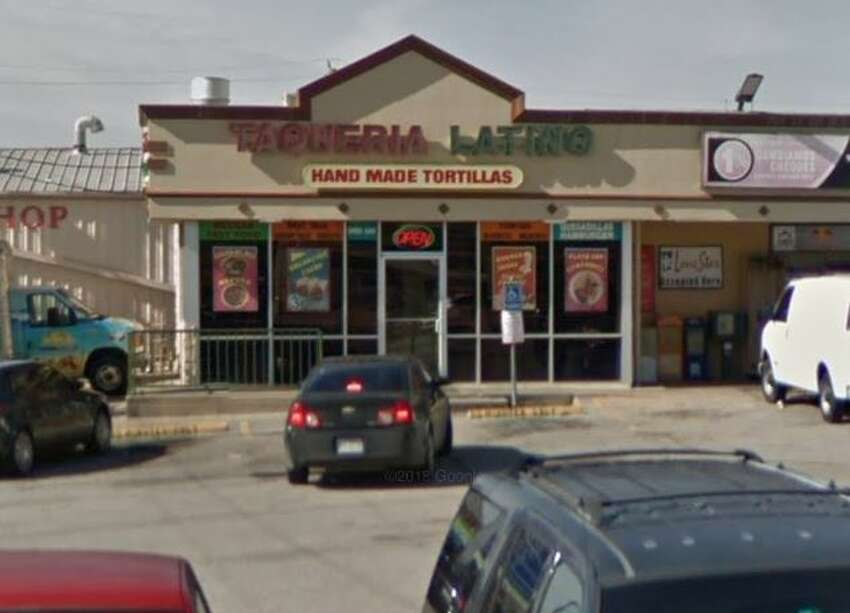 Taqueria Latino 5728 Fondren Houston, TX 77036 Demerits: 20 Inspection Highlights:Provide effective measures intended to eliminate the presence of gnats / flies on the premises. Observed gnats in kitchen around the hand sink and in dry storage area and few flies in dining room.