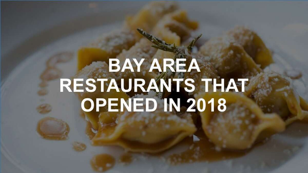 Click ahead to check out these restaurants that are new the San Francisco Bay Area dining scene. >>>