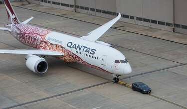 Qantas to retire Boeing 747 from SFO service - SFGate