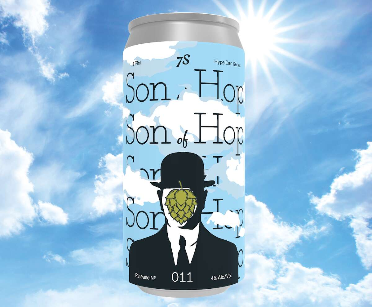 Seven Stills will release their Son of Hop, a beer made for the debut of SFMOMA's new Magritte exhibit.