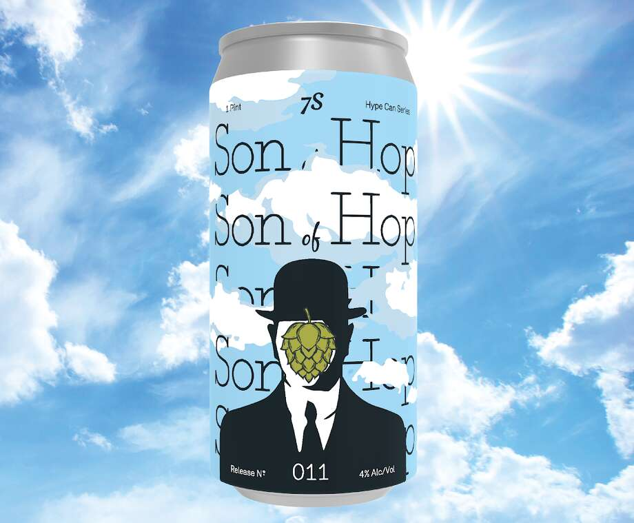 Seven Stills will release their Son of Hop, a beer made for the debut of SFMOMA's new Magritte exhibit. Photo: Courtesy Of Seven Stills