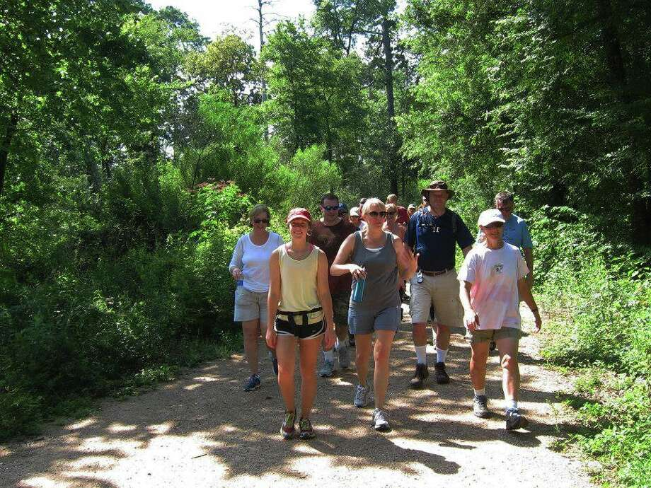 A Walk in the Woods Sunday, organized by Bayou City Outdoors, meets at 8:15 a.m. by the Memorial Park rugby/soccer field parking lot. Photo: Courtesy Bayou City Outdoors