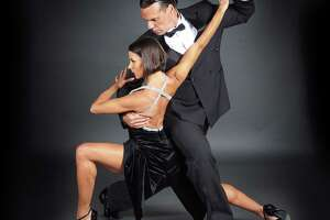 """Junior"" Cervila and Guadalupe Garcia will be in Bridgeport on May 26 to perform five show dances."