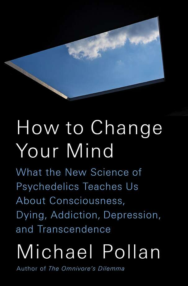 """How to Change Your Mind"" Photo: Penguin Press"