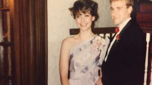 Readers shared images of their prom -- old as well as recent.