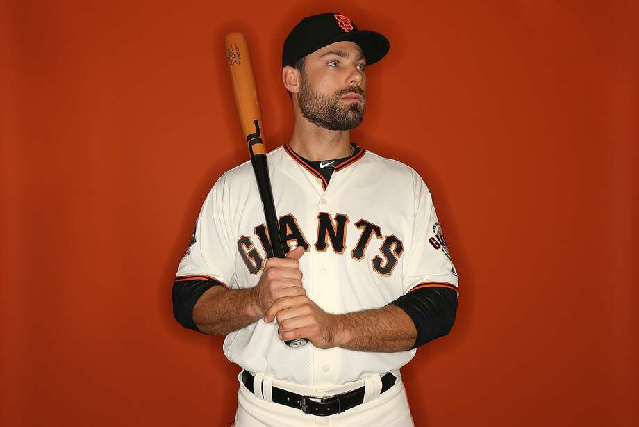 SCOTTSDALE, AZ - FEBRUARY 20: Mac Williamson #51 of the San Francisco Giants poses on photo day during MLB Spring Training at Scottsdale Stadium on February 20, 2018 in Scottsdale, Arizona. (Photo by Patrick Smith/Getty Images) Photo: Patrick Smith, Getty Images