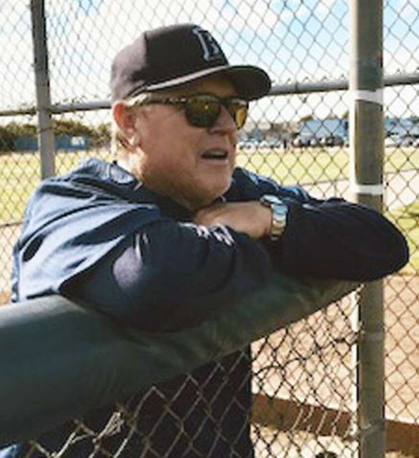 Jim Saunders, retiring Encinal baseball coach. Photo: Encinal High School
