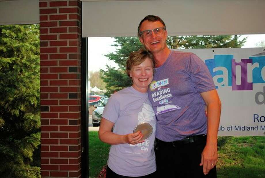 Brad and Julie Rubini wanted to pay tribute to their daughter, Claire, who loved reading, storytelling and music so they started Claire's Day to celebrate reading. (Photo provided)