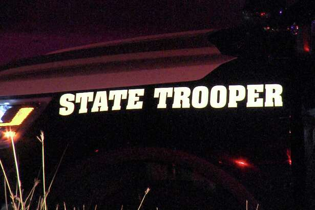 It's unclear what prompted the pursuit, but troopers began chasing the two suspects, a 38-year-old man and 29-year-old woman on the same motorcycle, around 12:15 a.m.