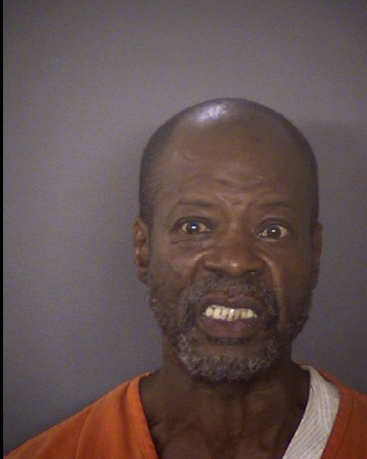 Mark Kirby, 60, faces a charge of aggravated assault with a deadly weapon. Photo: Bexar County Jail
