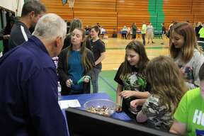 Elkton Pigeon Bay-Port hosted its Career and College Fair, Wednesday.