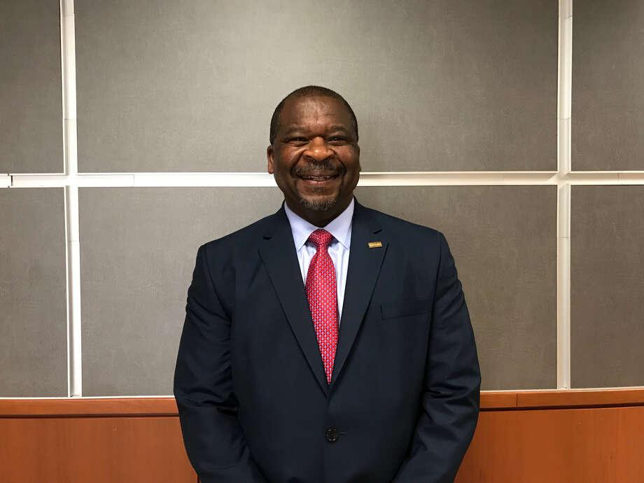 Dr. John S. Williams is now the principal at Hauke Alternative High School.