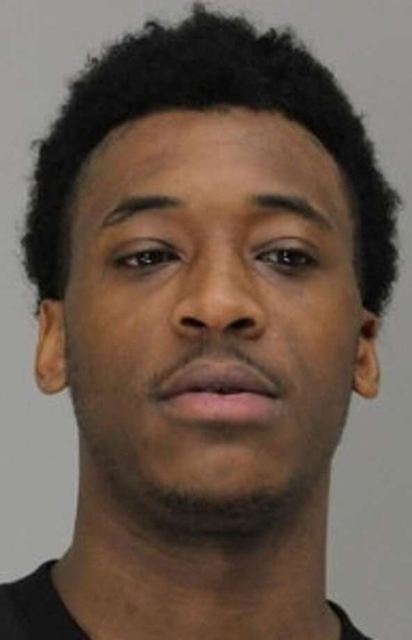 Sidney Gilstrap-Portley, 25, was charged with tampering with government records after he allegedly posed as a homeless Hurricane Harvey evacuee to enroll at Dallas Independent School District for months. Photo: Dallas Police