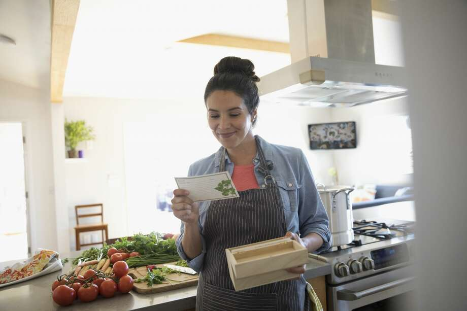 A woman, upset about additions to her recipes, looks to Dear Abby for help. Photo: Hero Images/Getty Images/Hero Images