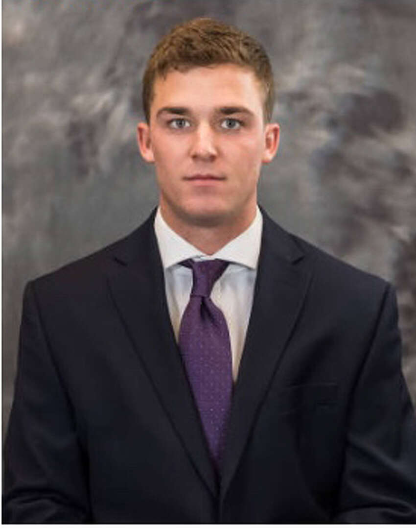 UAlbany lacrosse player Connor Fields
