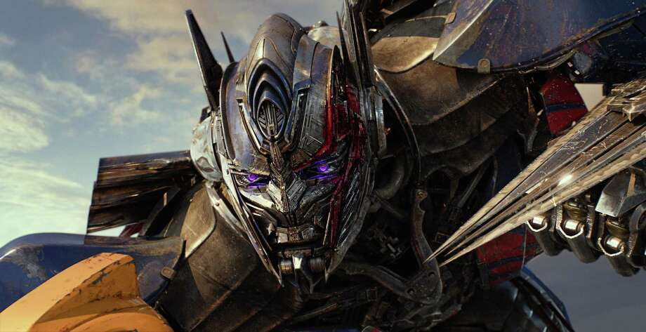 "Memorial City Mall will be screening ""Transformers: The Last Knight,"" on Friday. Photo: Bay Films, HONS / Associated Press / Dayton News"