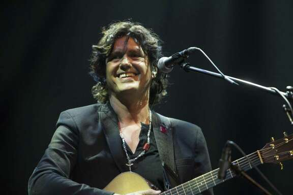 Saul Hernandez, Mexican rock singer/songwriter front man of the band Caifanes.