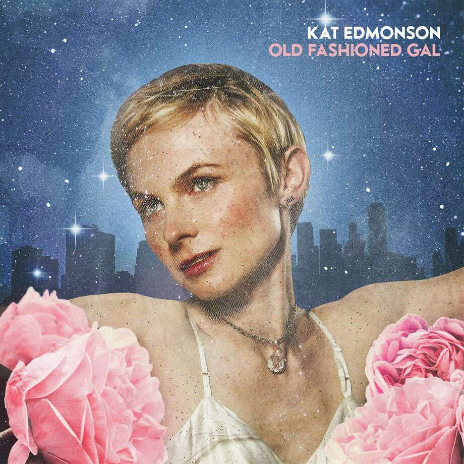 "This cover image released by Spinnerette Records shows ""Old Fashioned Gal"" by Kat Edmonson. Photo: Associated Press / Spinnerette Records"
