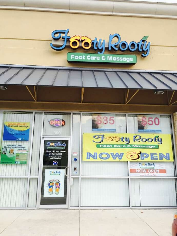 "Footy Rooty via Yelp: ""We're located at the corner of Bandera and 410 inside the loop."" Photo: Yelp"