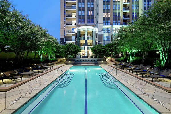 Camden Post Oak Apartments Address: 1200 Post Oak Blvd HAR Link: Camden Post Oak on HAR