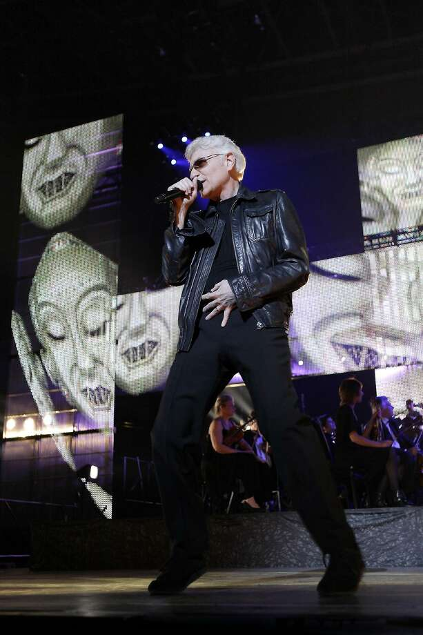 Dennis DeYoung performs this weekend at the Warner Theatre in Torrington. Photo: Contributed Photo