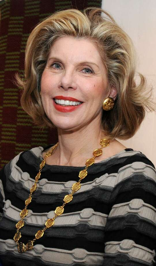 Actress Christine Baranski will share stories of her life and career in Kent with Diane Meier on June 4, a continuation of Frank Delaney's interview series. Photo: Contributed Photo / The News-Times Contributed