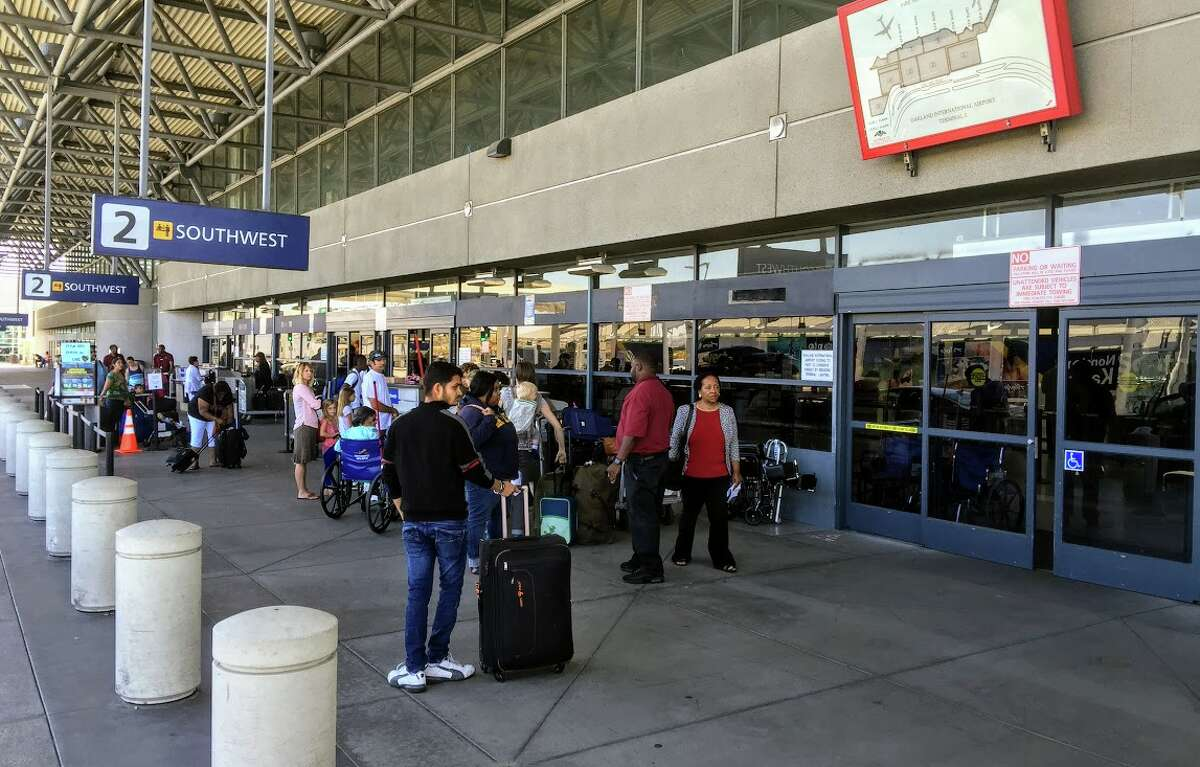 Getting through Southwests Terminal 2 at Oakland International Airport