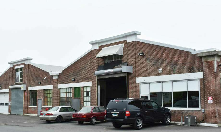 After indicating intent to establish operations at 314 Wilson Ave. in Norwalk, Conn., pictured in mid-May 2018, East Coast Kombucha ended plans for a kombucha brewery at the site. Photo: Alexander Soule / Hearst Connecticut Media / Stamford Advocate